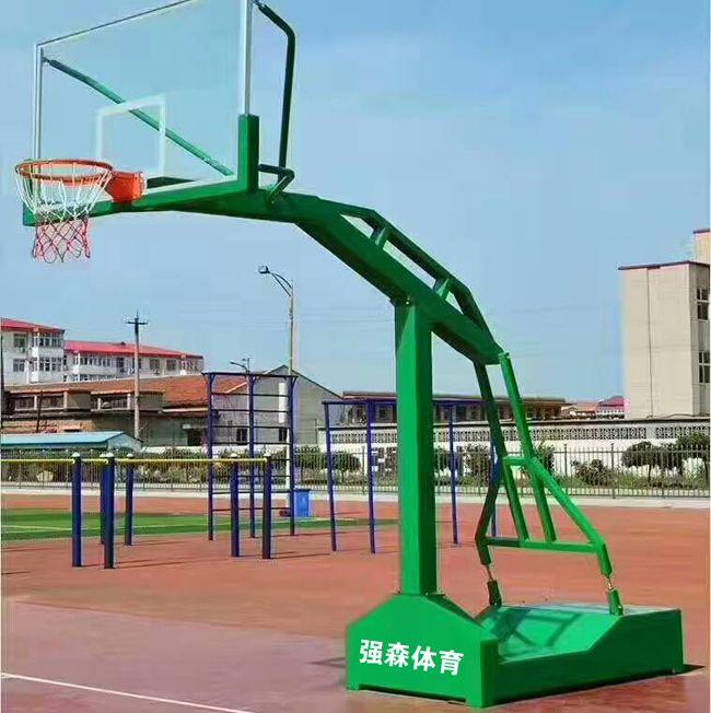 QSTY-0010移动凹箱篮球架