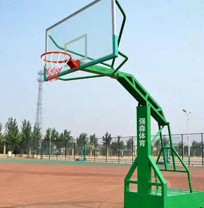 QSTY-0007平箱仿液压篮球架