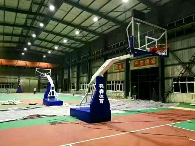 电动液压篮球架批发